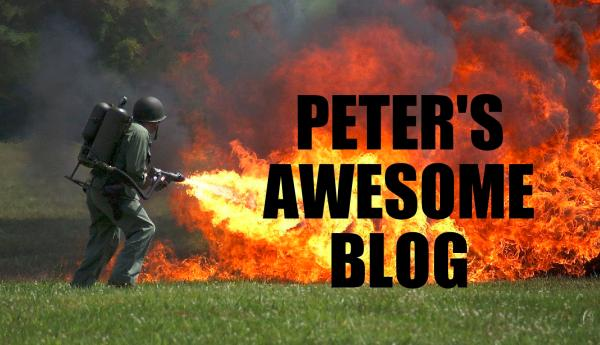 PETER'S AWESOME BLOG 2